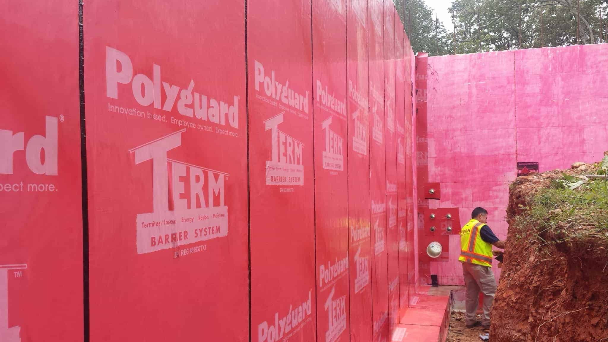 Polyguard® TERM® Foundation Barrier