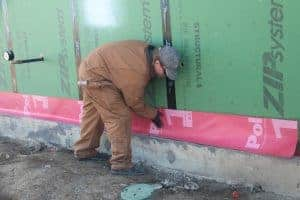 Polyguard® TERM® Flashing Moisture | Termite Barrier