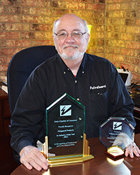 John Muncaster - Polyguard Products - COC Awards - 10-27-14