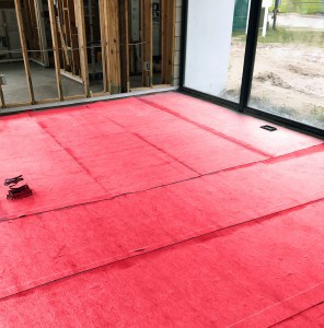 TNAH TERM™ Tile Underlayment Barrier