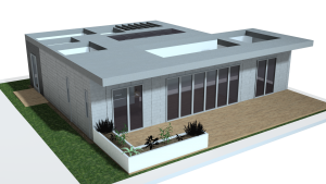 Greenbuild Prototype Home with TERM™ Barrier System