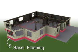 Base Flashing