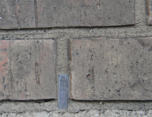 Masonry Weep and Vent Barriers