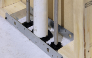 Seal and protect plumbing penetrations with TERM® Sealant Barrier