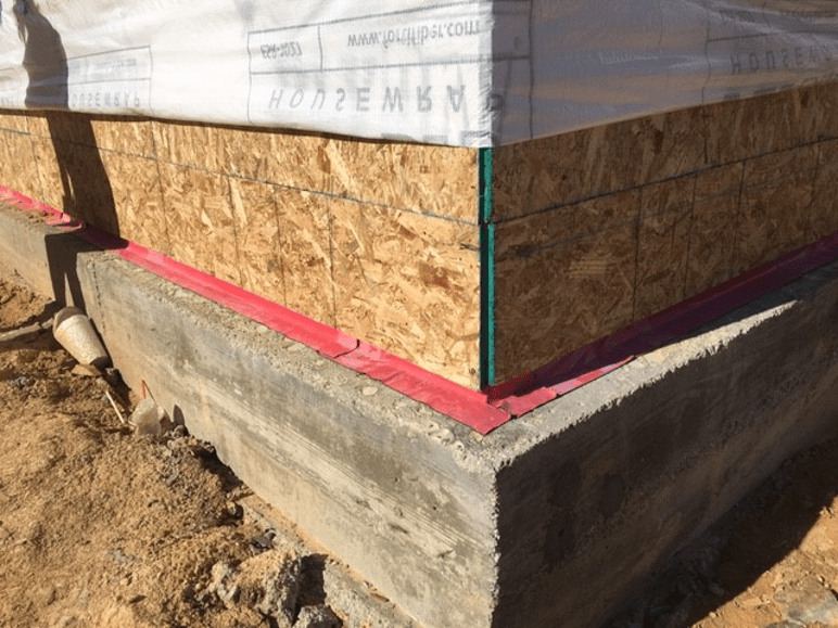 TERM® Sill Plate Barrier