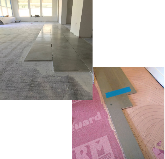 TERM Flooring Underlayment Barrier