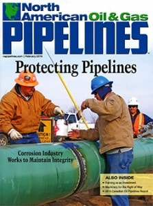 North American Oil and Gas Pipeline Cover Photo