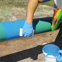 2-Part Epoxies for FBE Coated Pipelines | Polyguard Products