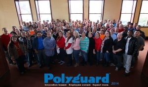 Polyguard Products Employees 2014