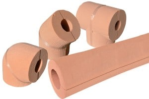 PolyPhen™ Thermal Insulation Fittings, Elbows, and T's