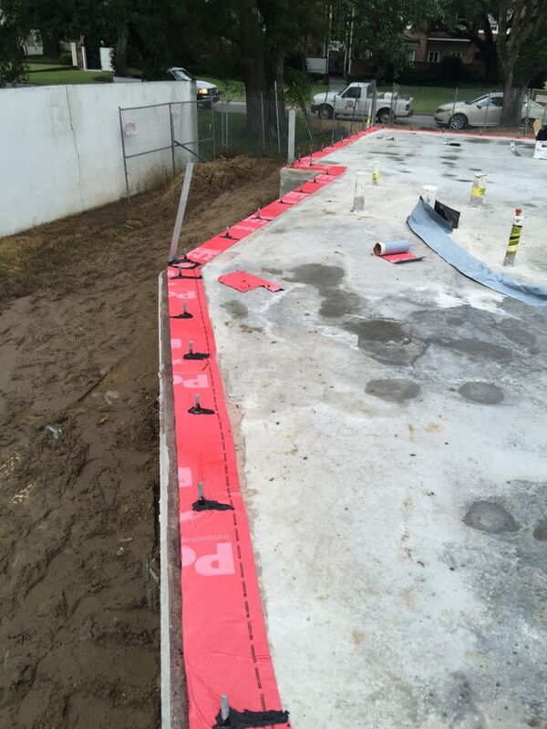 Sill Plate Barriers