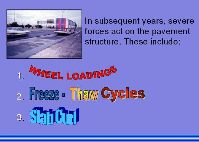 Wheel Loadings